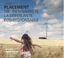 Le M@g Arobas Finance n°90 / PLACEMENT ISR : Rien n'arrête la déferlante éco-responsable