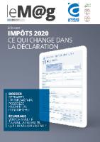 Le M@g Arobas Finance n°80 / Impôts 2020, ce qui change dans la déclaration