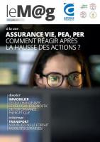 Le M@g Arobas Finance n°93 / ASSURANCE-VIE, PEA, PER, Comment réagir après la hausse des actions?