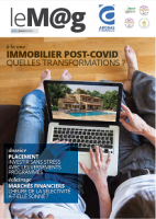 Le M@g Arobas Finance n°94 / IMMOBILIER POST-COVID