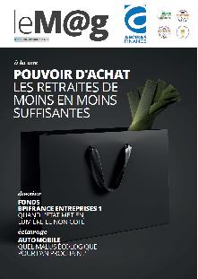 Le M@g Arobas Finance n°86 / Le FCPR BPIFrance Entreprise 1