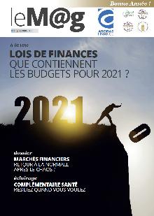 Le M@g Arobas Finance n°88 / LOIS DE FINANCES, Que contiennent les budgets pour 2021