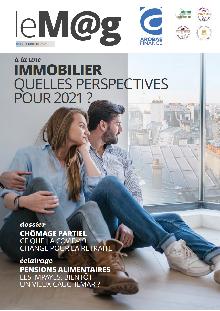 Le M@g Arobas Finance n°89 / IMMOBILIER : Quelles perspectives pour 2021