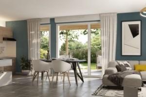 Programme Immobilier LES ROCHES BLEUES