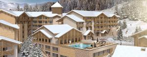 Programme Immobilier L'Alpe Blanche