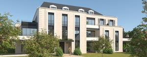 Programme Immobilier Le Domaine de la Chanterie