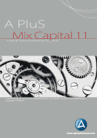 A Plus Mix Capital 11 (FR0011006592)